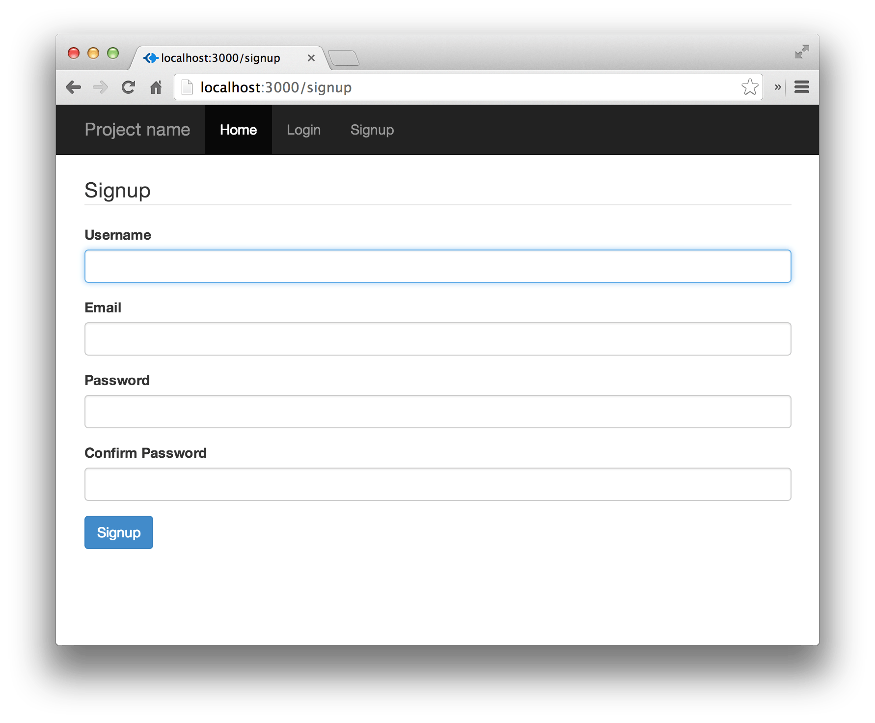 How To Implement Password Reset In Node js